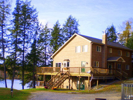 Grand Muskokan 5 Amp 7 Bdrm Rental Sunny Point Resort
